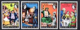 Serie Nº 296/9 Dominica. - Dominique (1978-...)