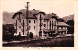 SEVRIER -74- LAC D'ANNECY - HOTEL BEAU SEJOUR - Autres Communes