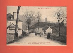 * CPA..dépt 65..VIDALOS :  Route De Pierrefitte Et La Tour : Voir 2 Scans - Sonstige Gemeinden