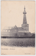 Oeleghem - Oelegem - De Kerk - 1901 - Uitg. G. Diels / V.D.H. Cliché E. Schrey Nr 418 - Ranst