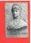 S M Alexandra De RUSSIE Cpa Animée   Edit C S Et Cie - Femmes Célèbres