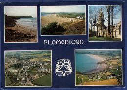 29 PLOMODIERN Plage De Lestrévet, Sainte Marie Du Menez-Hom, Le Bourg Et Pors-ar-Vag 5 Vues - Plomodiern