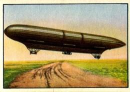 Garbaty Zigarettenbilder Zeppelin Siemens Schuckert - Sigarette