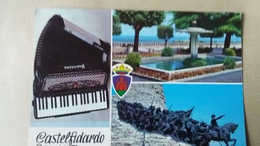 CPSM ACCORDEON CASTELFIDARDO PATRIA DELLA FISARMONICA - Musica E Musicisti