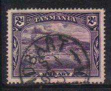 T1903 - TASMANIA 2 Pence Wmk TAS Used - 1853-1912 Tasmania