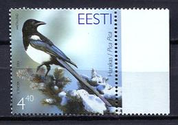 Estonia 2003  / Birds MNH Vögel Aves Oiseaux / Cu1814  32 - Vögel