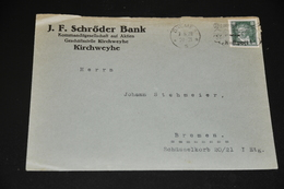 274- J.F. Schröder Bank - Kirchweyhe - Duitsland