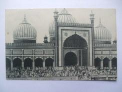 INDIA Delhi - Jumma Musjid - India