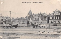 FREMANTLE SPIFFING OFFICES / DALGETY'S STORE / MESSAGERIES MARITIMES - Australie