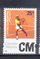LAWN TENNIS TENIS 网球  تنیس  Quần Vợt  Тенн - Argentine