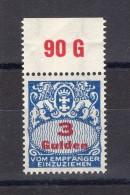 Danzig PORTO 39OR OBERRAND**POSTFRISCH 55++EUR (74411 - Danzig