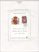 Espagne - Collection Vendue Page Par Page - Timbres Oblitérés/neufs * (avec Charnière) - Qualité B/TB - 1981-90 Nuovi