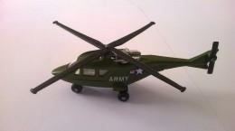 Matchbox - Hélicoptère SB 20 - 1976 - Army - Etat Neuf Sans Boîte) - Avions & Hélicoptères