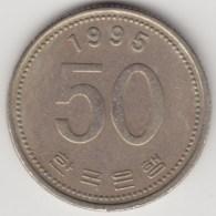@Y@   Zuid Korea   50 Won 1995       (4258) - Korea (Zuid)