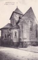 Bocé - L'Eglise - France