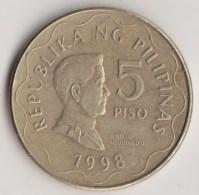 @Y@   Fillipijnen   5 Piso   1998      (4263) - Filippijnen