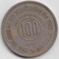 @Y@   Jordanie  100 Fils  1949        (4266) - Jordanië