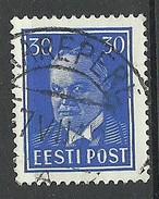 Estland Estonia 1939 Michel 147 O KAAREPERE - Estonie