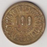 @Y@   Tunesië  100 Milliems  1983 1403        (4270) - Tunesië