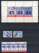 NEDERLAND -STADSPOST FRIESLAND. Drie Sets Met Postfrisse Zegels. - Nederland