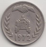 @Y@   Tunesie  1 Dinar  1972  FAO          (4275) - Tunisie