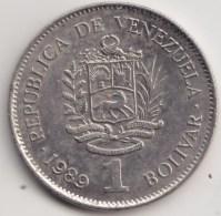 @Y@   Venezuela  1 Bolivar  1989          (4274) - Venezuela