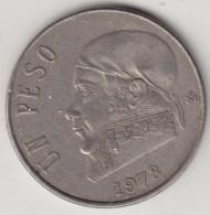 @Y@   Mexico   1 Peso  1978           (4276) - Mexico