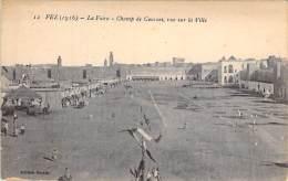 MAROC Morocco - FEZ ( Fès ) : La Foire - Champ De Courses , Vue Sur La Ville - CPA - - Fez