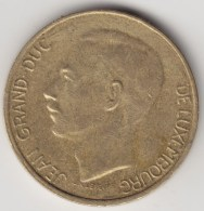 @Y@   Luxemburg  5 Franc  1986             (4277) - Luxemburg