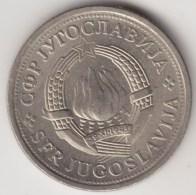 @Y@   Joegoslavie  1 Dinar  1977            (4279) - Yougoslavie