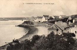 CPA L'ABERWRACH - LA BAIE DES ANGES - Frankrijk