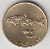 @Y@   Slovenië  1 Tolar   1994       AUNC     (4287) - Slovenië