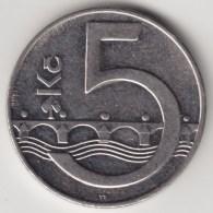 @Y@   Tsjechië    5 Korun  1994     (4283) - Repubblica Ceca
