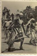 PHOTO 7.5x10.5 (ruanda) Chef Danseur Butera - Ruanda-Urundi