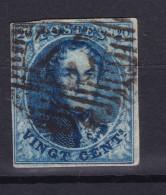 N° 7 Margé Planche III Position 95 - 1851-1857 Medaillen (6/8)