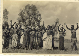 PHOTO 7.5x10.5 (ruanda)   Danseuse Bahutu (nu Ethnique) - Ruanda-Urundi