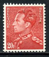 Belgique COB 848B * - 1936-1951 Poortman