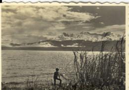 PHOTO 7.5x10.5 (ruanda)    Lac Tanganyika Coucher De Soleil - Ruanda-Urundi