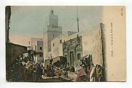 SFAX. - Entree De La Ville Arabe - Tunisia