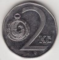 @Y@   Tsjechië    2 Korun  1994         (4295) - Tschechische Rep.