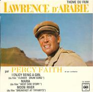 "B-O-F  Percy Faith /  Peter O'Toole  ""  Lawrence D'Arabie  "" - Filmmusik"