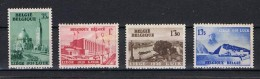 België 1938 Xxx 484-487 - Belgium
