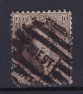 N° 14 A   OUEST - 1863-1864 Médaillons (13/16)