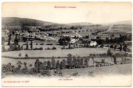 CPA 88 ( Vosges ) - CORCIEUX  - Les Casernes - Corcieux