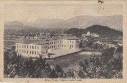 BUIA (Udine) -F/P B/N Cartonata -Palazzo Delle Scuole (241010) - Autres Villes