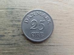Danemark  25  Ore  1951  Km 842 - Danemark