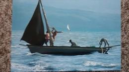 CPSM HAITI CA IRA LEOGANE FISHERMEN COMING BACK TO PORT PHOTO JIRI ? 17 - Ansichtskarten