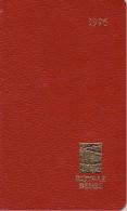 Agenda 1996 De La Royale Belge (neuf, Jamais Utilisé) - Calendriers