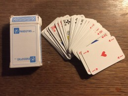 Jeu De Cartes 52 Cartes + 2 Jokers PARDUYNS SA Leuze - En - Hainaut - Cartes à Jouer Classiques