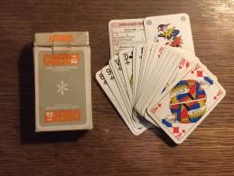 Jeu De Cartes 52 Cartes + 1 Joker CGER - Cartes à Jouer Classiques